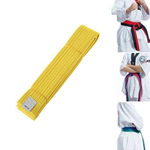 Lunji. Ceinture pour Taekwondo Karaté Judo Professionnelle (