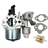 ALLMOST Carburetor Carb Kit Compatible with Manco Scorpion 606 Go Kart 6.5 Hp Engine