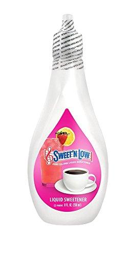 Sweet N Low Sweetener Liq Sweet, Pack of 4