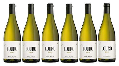 Vino Blanco - Louro Godello - D.O. Valdeorras (Galicia) - 6 botellas x 75cl