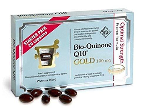 Pharma Nord Bio-Quinone Active Q10 GOLD 100mg 20 capsules