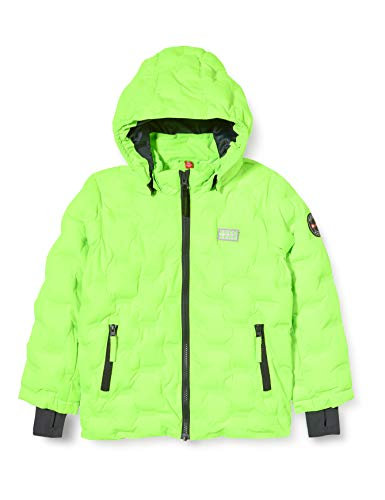 Lego Wear Kinder-Unisex LWJIPE Jacke, 833 Light Green, 140