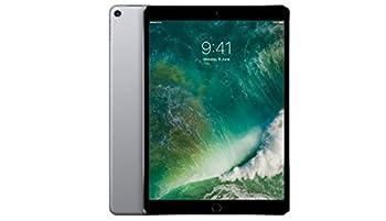Apple iPad Pro 10.5in  2017  256GB Wi-Fi - Space Gray  Renewed