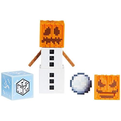 Minecraft Earth - Statuetta di Golem della Neve