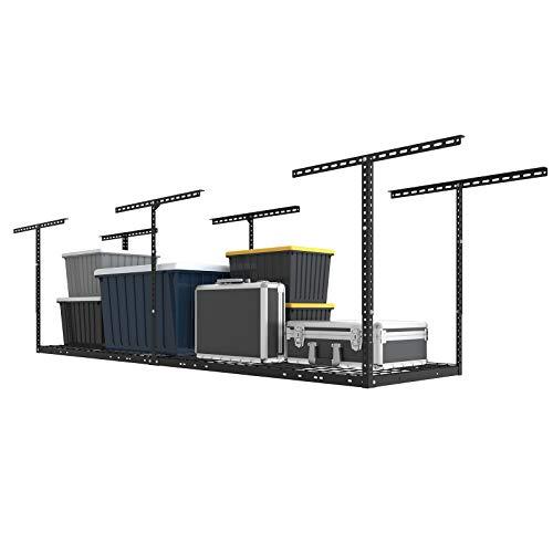 FLEXIMOUNTS 2x8 Overhead Garage Storage Rack...