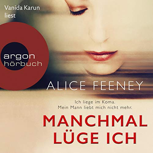 Manchmal lüge ich audiobook cover art
