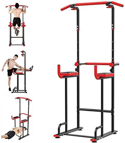 YLCJ Klimmzugstange Indoor-Sportgeräte Übung Horizontalstange Multifunktionale Fitness Horizontalstange Tunturi Push/Pull-Up-Assistent