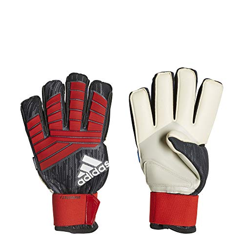 adidas Predator PRO FS Black/RED/White - 8- / 42.5