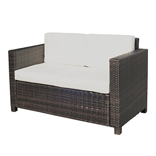 Canapé droit 2 places Pas cher