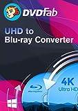DVDFab UHD to Blu-ray Converter - 2 Jahre / 1 Gerät für PC Aktivierungscode per Email