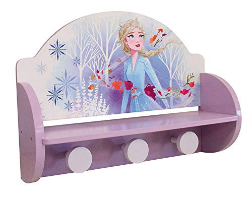 Fun House 713204 Disney Eiskönigin Regal für Kindermantel, Violett