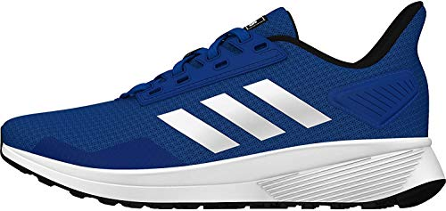 Adidas Duramo 9 K, Zapatillas de Deporte Unisex Adulto, Azul (Azul/Ftwbla/Negbás 000), 39 1/3 EU