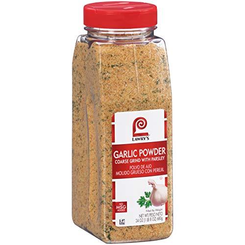 Lawry's Coarse Grind Garlic Powder with Parsley, 24 oz