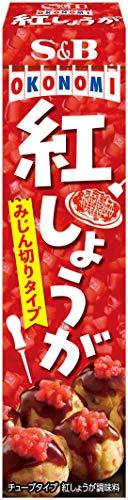 エスビー食品 紅しょうが 38g ×10本