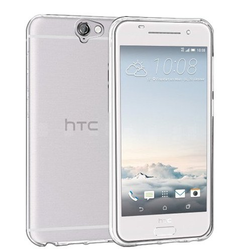 HTC one A9 Phone Case, HTC Aero A9 Case [ Storm Buy ] Ultra Slim Transparent Crystal Clear TPU Protective Soft Gel Back Thin Cover Case (Clear TPU)