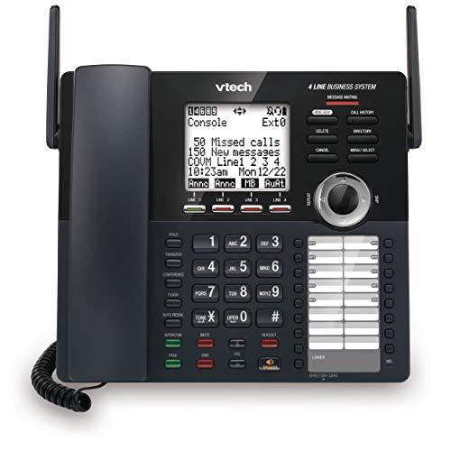 VTech AM18447 Main Console 4-Line E…