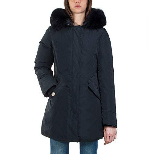 WOOLRICH Giubbino Donna W's Luxury Arctic Parka Fox' Blu WWCPS2834324 L