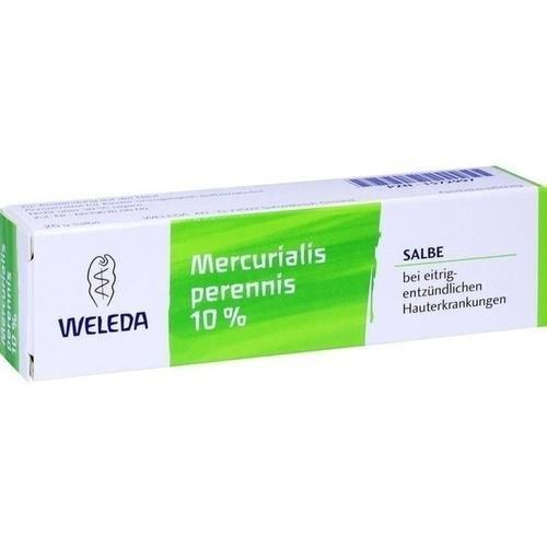 MERCURIALIS PER 10% 25g Salbe PZN:1572997