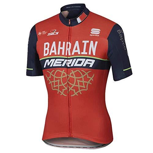 Maillot Sportful Bahrain Merida BodyFit Pro Team 2017