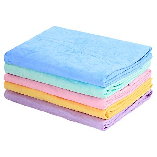 Tuneway 10 toallas súper absorbentes para perro, secado rápido, ecológicas, suaves, multifuncionales, para mascotas, gatos