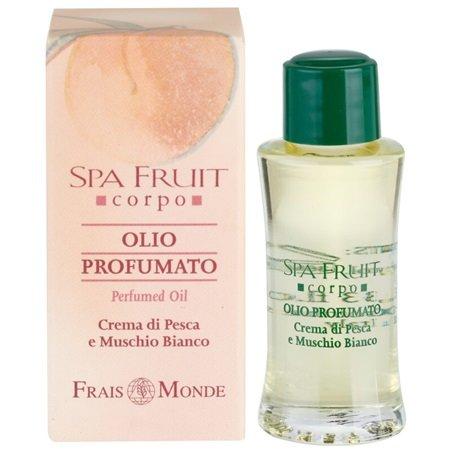 Frais Monde Spa Fruit Huile Parfumée Peach/White Musk 10 ml
