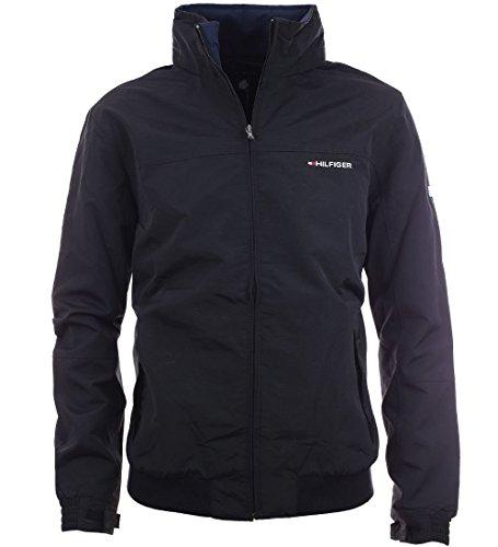 Tommy Hilfiger Herren Jacke, Windbreaker Yachting Jacket (Large)