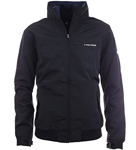Tommy Hilfiger Herren Jacke, Windbreaker Yachting Jacket (Large)