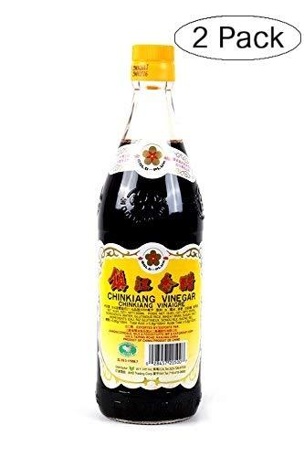 Gold Plum Chinkiang Vinegar, 18.6 Fl Oz, 1 Pack (Twо Расk)