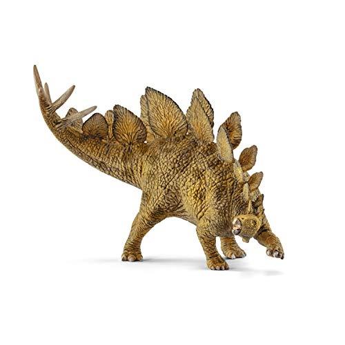 Schleich 14568 DINOSAURS Spielfigur - Stegosaurus, Spielzeug ab 4 Jahren