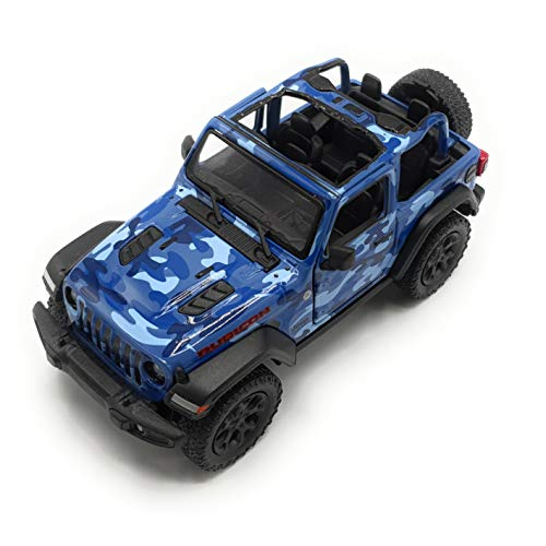 K Collection de coches en miniatura Wrangler Jeep (militaly)