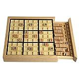 Andux Zone Sudoku Puzzle con Cajón SD-02 (Negro)