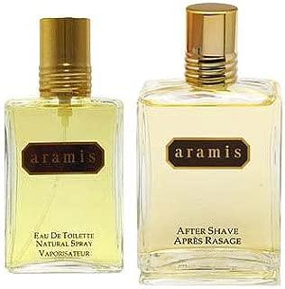 Aramis By Aramis For Men. Gift Set ( Eau De Toilette Spray 3.3-Ounces + Aftershave 4.1-Ounces)