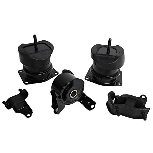 Price comparison product image Engine Motor Mount Fit for 98-02 Honda Accord 3.0L & 99-03 Acura TL 3.2L 5pcs Set A6592 A6552 A4507 A6582 A6579