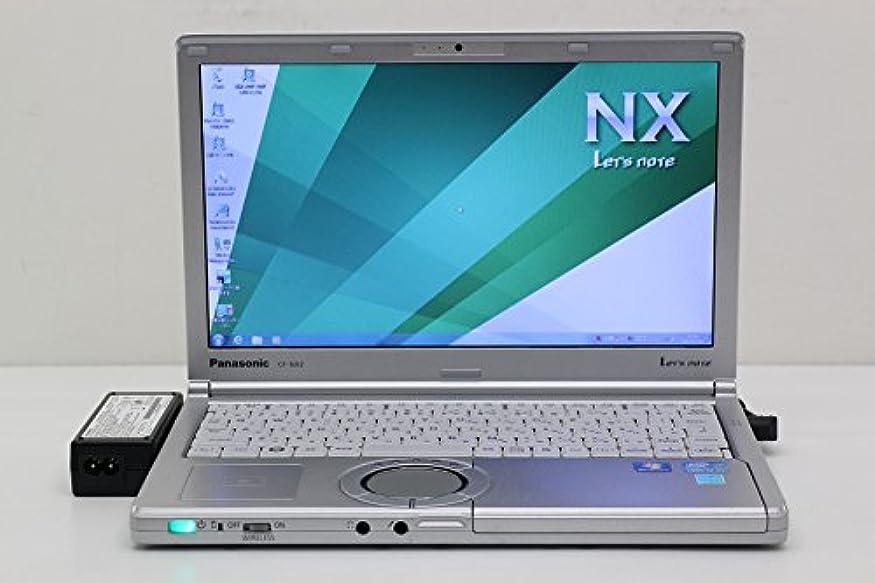 利得米ドル予想する【中古】 Panasonic CF-NX2JDPYS Core i5 3320M 2.6GHz/4GB/320GB/12.1W/WXGA++(1600x900)/Win7