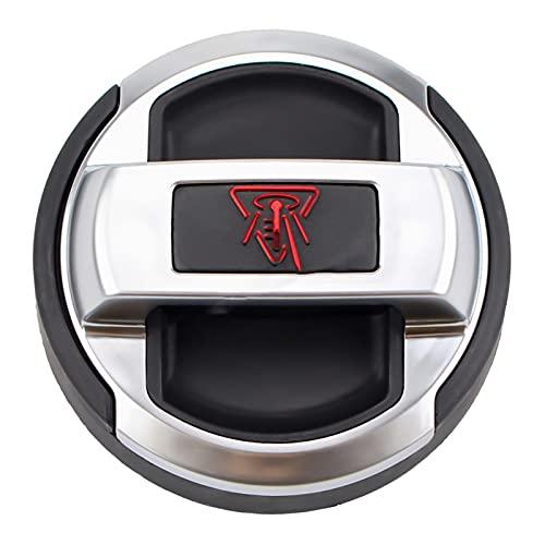 XAGB Gorra de Tanque de expansión de refrigerante y Aceite para la Tapa de Aceite Audi R8 para VW Scirocco Passat Golf R Tigan para Skoda (Color : Coolant Cap)