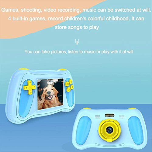 Jaruite Kinder Kamera Digitalkamera Spielzeug-Kamera 720P IPS-Bildschirm for Kinder Kamera 2.4 Zoll Mini-Digitalkamera Digitalkamera Handy bequem multifunktionales Kinder-Kamera for Kinder Kinder Spie