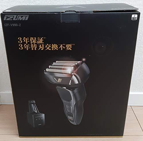IZUMI 5枚刃往復式シェーバー ハイエンドシリーズ Z-DRIVE カーボン調 IZF-V999(Z)