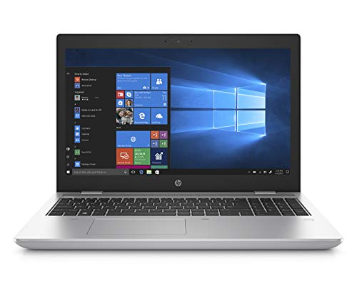 HP ProBook 650 G5 (15,6 Zoll / Full HD) Business Laptop (Intel Core i5-8265U, 8GB DDR4 RAM,  512GB SSD, 32GB Intel Optane, Intel UHD Grafik 620, Windows 10) silber