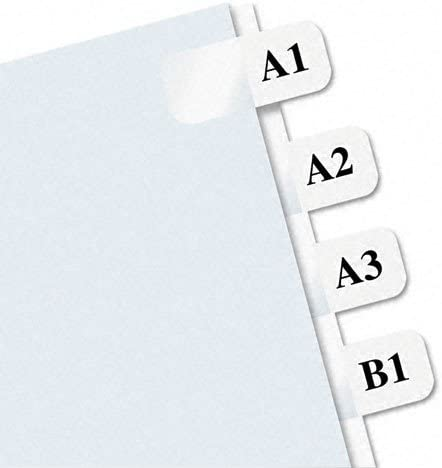 lowest price RTG39000 - Laser Index 2021new shipping free shipping Tabs Printable
