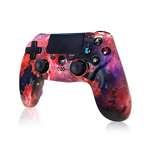 Mando PS4 Inalámbrico Galaxy Style Dual Shock 4 Six-Axis Gaming para...