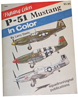 p 51 mustang color schemes