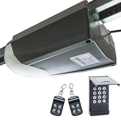 Schellenberg 60562 Garagentorantrieb Smart Drive 10 + Funk-Codierschalter Torantrieb-Set