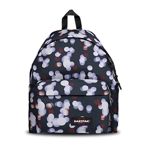 Eastpak Padded Pak'R Zaino, 40 cm, 24 L, Multicolore (Blurred Dots)