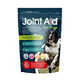GWF Nutrition Joint Aid for Dogs Hip & Joint Supplement for Dogs to Support Active and Ageing Joints and Muscles All Ages and Breeds 500 g Pouch