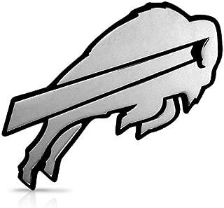 NFL Buffalo Bills 3D Chrome Metal Car Emblem