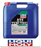 Public 20 Liter/Qt Top Tec ATF 1800 LIQUI Moly Fully Synthetic for Dexron VI Mercon LV 20034