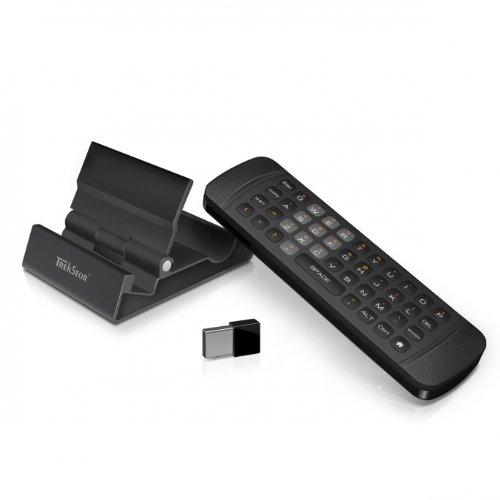 TrekStor Tablet 2TV Set inkl. Fernbedienung mini-HDMI-Kabel USB-Dongle schwarz