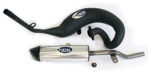 ATHENA Edelstahl (Komplett) | Yamaha DT 125 (1999 - 2006)