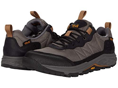 TEVA M Ridgeview Low, Zapatillas de Senderismo Hombre, Black, 45.5 EU
