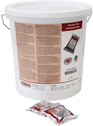 Rational TABS 5600210 - 100 unidades de detergente para limpieza de cafeteras automáticas, ideal para guarderías, restaurantes rápidos, comedores, etc.
